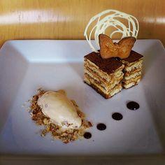 Plated Desserts - Tiramisu