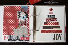 Love the tree natuerlichkreativ: December Daily 2011