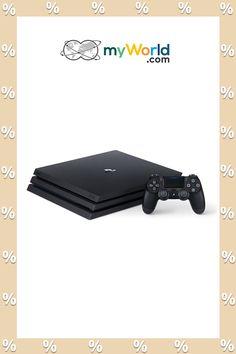 Schneller, leistungsfähiger und 4K-Spiele. 😱 Hört sich gut an? Bestelle Dir jetzt die Playstation 4 Pro zum kleinen Preis 🎮😍👉🏼 bit.ly/sale_ps4_at