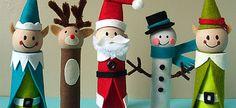 Πρωτότυπες χριστουγεννιάτικες κατασκευές για παιδιά - ΗΛΕΚΤΡΟΝΙΚΗ ΔΙΔΑΣΚΑΛΙΑ