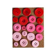 Button Pushpins