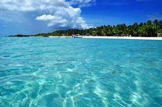 beach, Bantayan Island, Cebu, Philippines