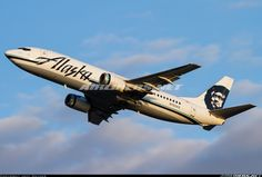 Boeing 737-4Q8 - Alaska Airlines | Aviation Photo #4001903 | Airliners.net