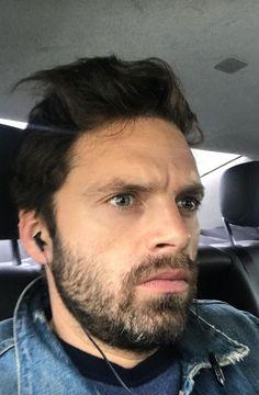 Sebastian Stan IG story
