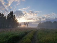 #sunrise #love #Russia  #nature #sky #morning  #Рассвет #Утро