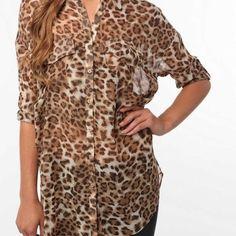 Cheetah & sheer <3