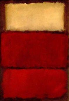 Mark Rothko, Red