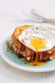 Recipe: The Ultimate Croque Madame — Breakfast Recipes from The Kitchn