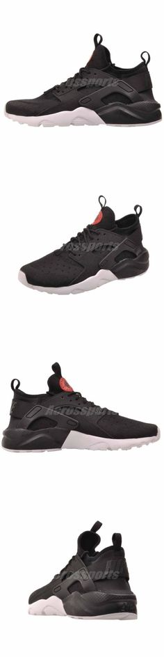 online store 3e663 206ee Youth 158954  N I K E Air Huarache Run Ultra Prm Gs Kids Youth Running Shoes  Black 882144