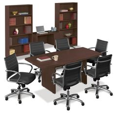 Round Conference Table Conference Rooms Collaborative Spaces - Round conference table for 6