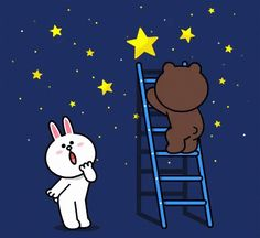 The perfect Cony Conyandbrown Conybrown Animated GIF for your conversation. Discover and Share the best GIFs on Tenor. Cute Couple Cartoon, Cute Love Cartoons, Cute Cartoon Characters, Cute Couple Art, Love You Gif, Cute Love Gif, Love Stickers, Kids Stickers, Gif Bonito