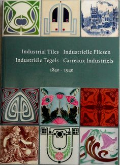 Gives the tile collector a insight to other tile manufactures in Europe, good addition to a tile reference Library .