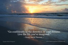 go confidently in the direction - Google Search