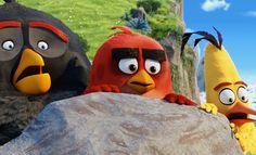 HIENOJA UUTISIA MAAILMATA 37 KATSOTUIN ELOKUVA 22.5.2016....Angry Birds -elokuvan nousu jatkuu - ykköseksi myös Yhdysvalloissa ja Kiinassa
