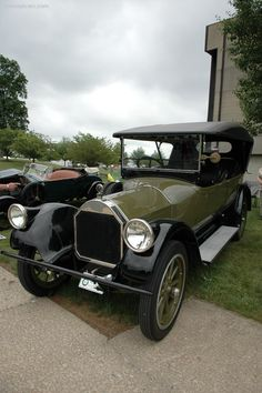 1919 Pierce Arrow Model 31