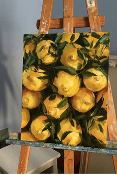 lemon painting realistic and beautiful! - Creepy Cute Cartoon Artist lemon painting realistic and be Painting Inspiration, Art Inspo, Girl Inspiration, Creative Inspiration, Lemon Painting, Oil Painting Easy, Oil Painting Abstract, Guache, Wow Art