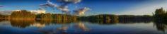 'Sotkanvirta evening panorama' by JoukoL Landscapes, Painting, Art, Paisajes, Art Background, Scenery, Painting Art, Kunst, Paintings
