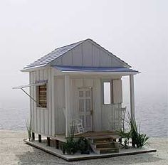 Small Beach Houses   Advantages