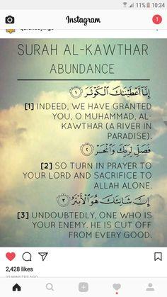 9 Best Sura images   Muslim Quotes, Quran, Islam muslim