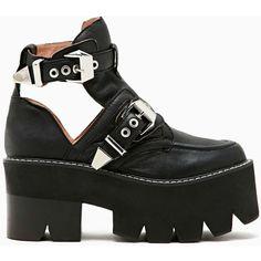 Jeffrey Campbell Asylum Platform Boot love love love