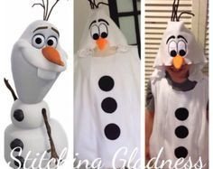 Best olaf costume ever made by tony smeed frozen animation diy olaf costume do it yourself snowman costume frozen olaf costume snowman olaf solutioingenieria Image collections