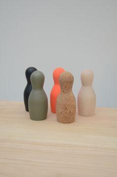 Ta.Ta. Unconventional Design For Kids: cork