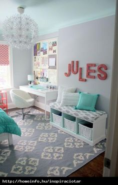 Lányka tini szoba