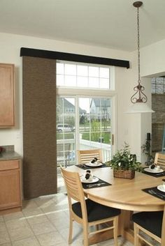 Ideas For Sliding Glass Doors cellular sliders are a great choice for patio door blinds and shades Window Treatment Ideas For Sliding Glass Doors Are Important Thing That People Maybe Need To Do