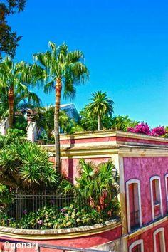 La casa rosa, Carril de los Ángeles, Sanlúcar de Barrameda, CÁDIZ