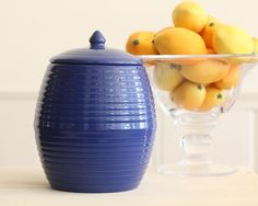 Bauer Pottery Cookie Jars available at Firecracker USA