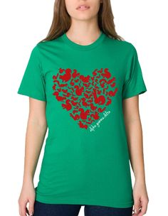 Alpha Gamma Delta - Squirrel Love Unisex T-shirt