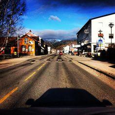 "@natedrag's photo: ""#Bø i Telemark"""