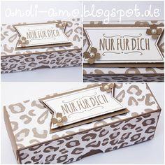 andi-amo Box mit dem Stanz- und Falzbrett für Geschenktüten auf www.andi-amo.blogspot.de #stampin up #Stanz- und Falzbrett für Geschenktüten #Mit Liebe geschenkt #Designerpapier Einfach Tierisch