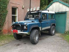 LAND ROVER LR 90 200tdi defender OFF ROAD Modified mini Monster Truck, Long t&t | eBay