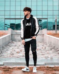 Surprising Useful Ideas: Urban Fashion Teen Casual urban fashion dope jordan shoes.Urban Dresses Swag Hip Hop urban wear for men scarfs. Urban Fashion Girls, Dope Fashion, Teen Fashion, Fashion Couple, Fashion Shoes, Fashion Accessories, Fashion Top, Fashion Outfits, Fashion Fall