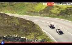 Nuove scene di pazzia motociclistica dall'Isola di Man Entusiasmo e sregolatezza, apprezzamento per il genio smisurato ed il coraggio dei piloti: tutto questo, molto altro, scaturisce con orologistica e immancabile veemenza dall'annuale gara del Tourist  #moto #sport #guida #motori #piste