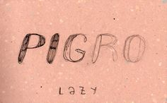 jayjaybk:  italianformygirlfriend:  630: Pigro  Do you pronounce 'g'? Or just sounds like piro? italianformygirlfriend Replying here since I can't seem to find a way to message you privately - yes, the g is pronounced! I have yet to record the pronunciation of this particular word, but in the meanwhile I can direct you to the recording of the word tigre (tiger) which has the same igr sound.