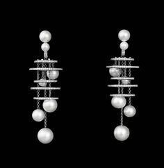 Lorenz Baumer Earrings.