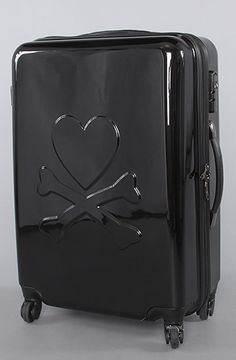 The Terryl Large Trolley by tokidoki    http://www.karmaloop.com/product/The-Terryl-Large-Trolley/217434