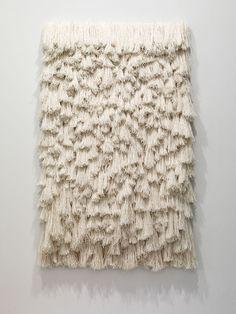 jillsies:  Sheila Hicks Prayer Wall, 2012 Linen