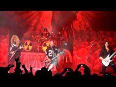 Megadeth - Rattlehead - Live - 2010