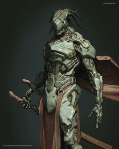 "Mecha-Robot-Futuristic-Combat-Intelligence. Find more on the ""Creativity+Fantasy"" board."