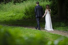 Stroll around the 10 acres of grounds whilst your photographer catches the moment on your wedding day. www.missendenabbey.co.uk/weddings/