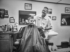 Fresh haircut for Pre-School Picture Day tomorrow💈 #redwoodarea #haircut #shoplocal #localbusiness