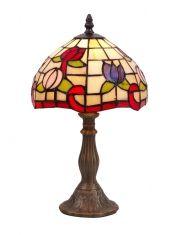 Lámparas Tiffany de Mesa : Modelo TULIPAN                              …