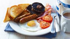 A proper fry-up is a very personal thing, so feel free to swap in and out what you like best.