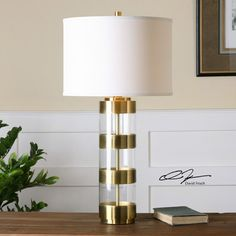 "Found it at Wayfair - Angora 31"" Table Lamp"