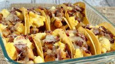 Start the day off right with these tasty and ultra-easy breakfast tacos.