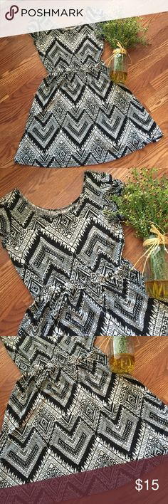 """Andrea Funky Festival Skater Dress Very good used condition. Freebies with every purchase, see last pic!  ✋ NO TRADES. ✋ Anyone asking """"lowest"""" will be ignored. Feel free to ask for a try on!  Please do use the offer button.  Bundles are always 15% off.  Same/next day ship.  """"Unless someone like you cares an awful whole lot, nothing is going to get better. It's not!"""" - The Lorax Andrea Dresses"""