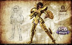 Saint Seiya - Dohko by SONICX2011 on DeviantArt